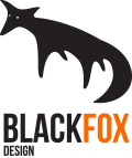 Logo Black Fox Design